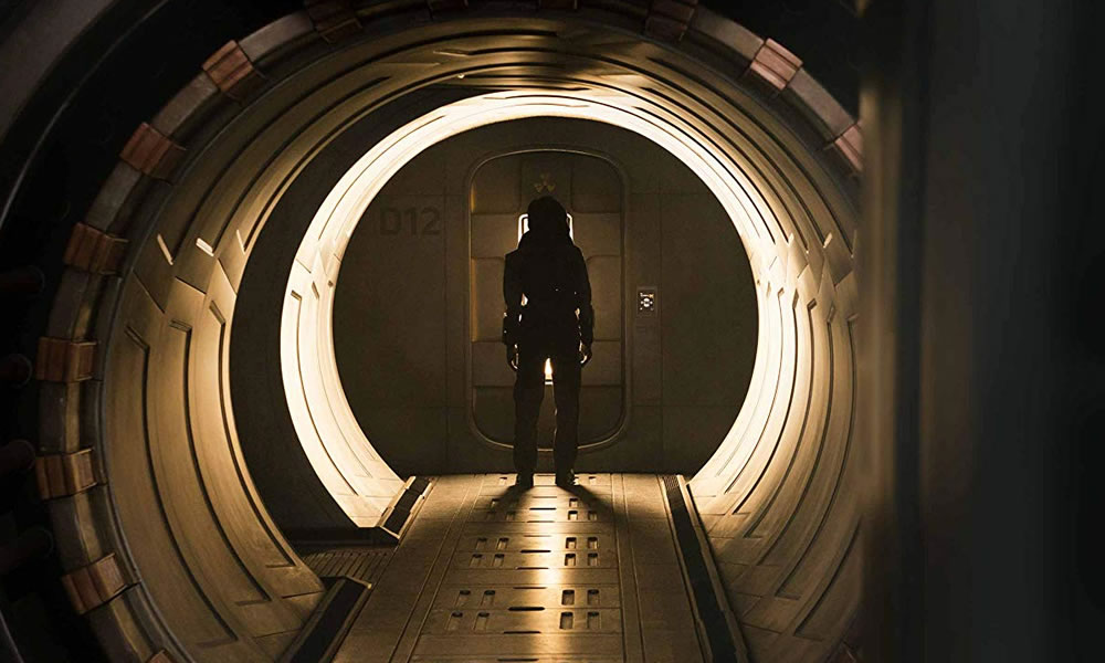Nightflyers serie tv Netflix