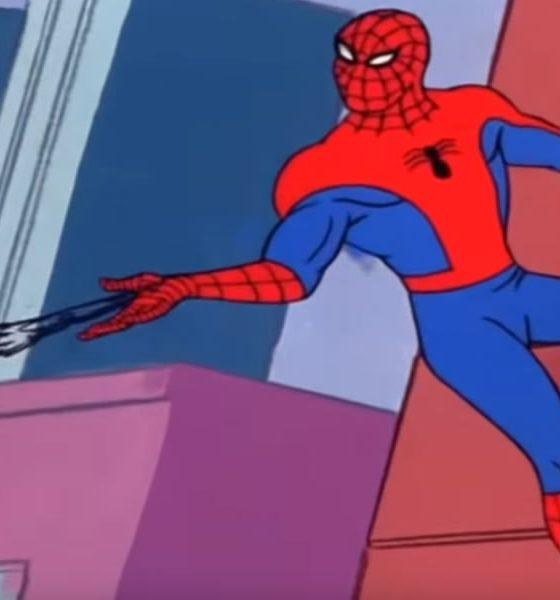 spider-man cartone anni settanta