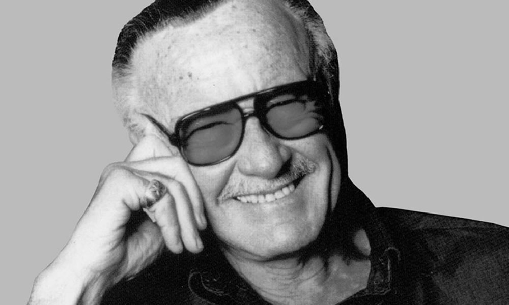 Stan Lee tributo