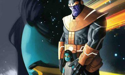 Thanos Gamora