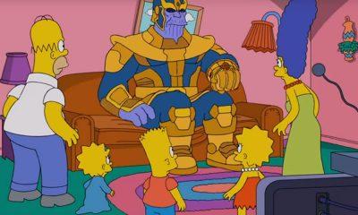 Thanos Simpson
