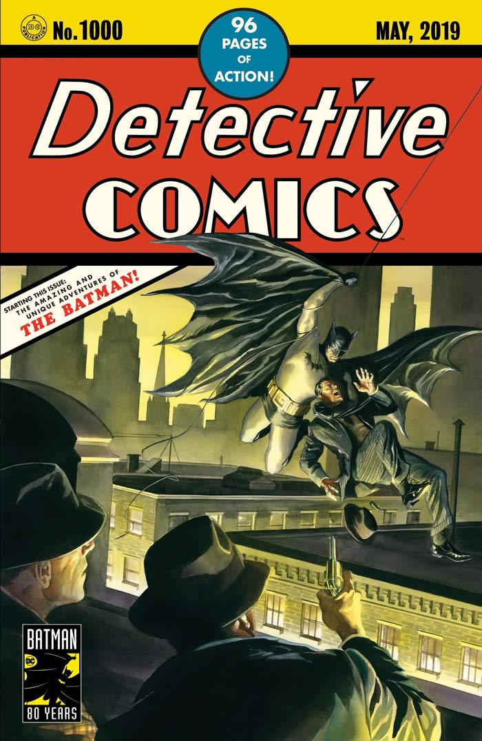 Detective Comics 1000 - Alex Ross