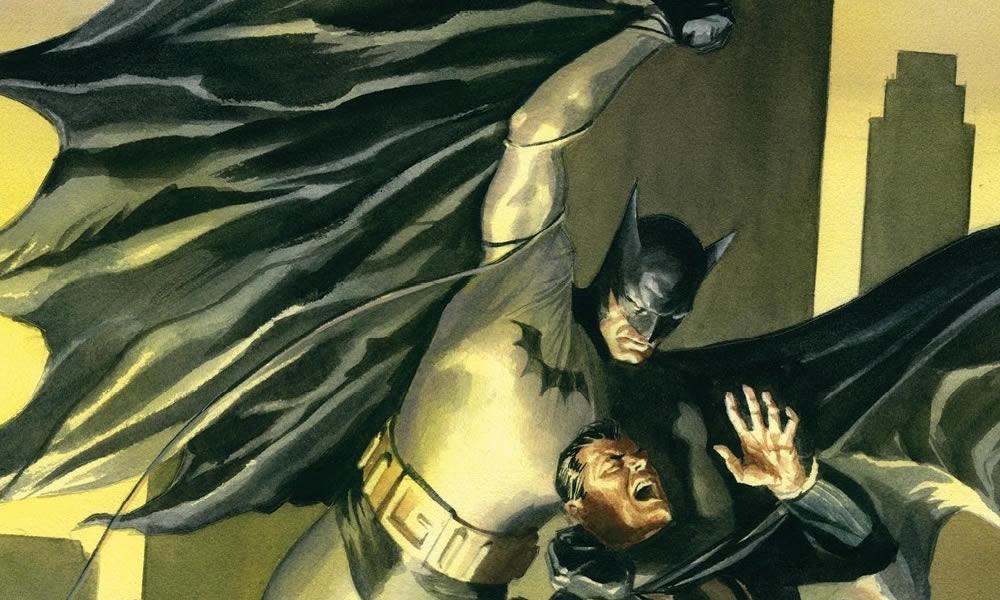 Detective Comics Ross variant