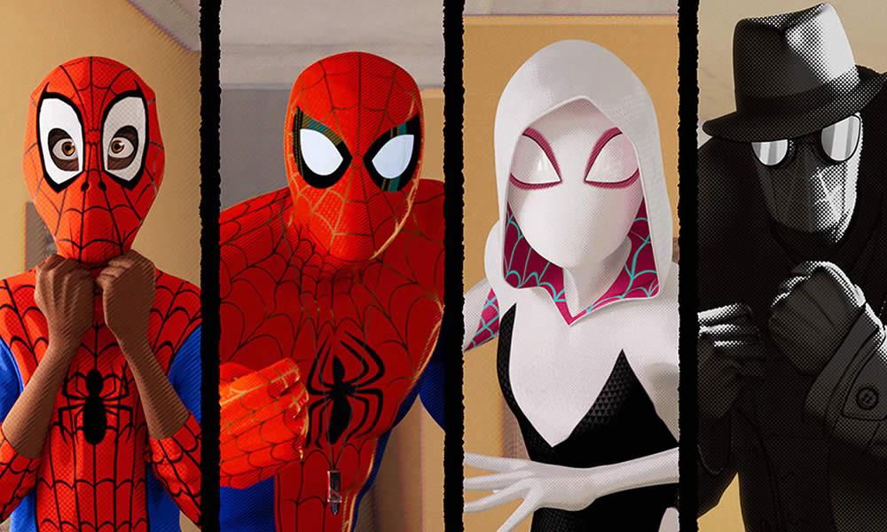 Spider-Man Oscar 2019
