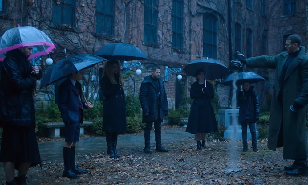 Umbrella Academy Serie