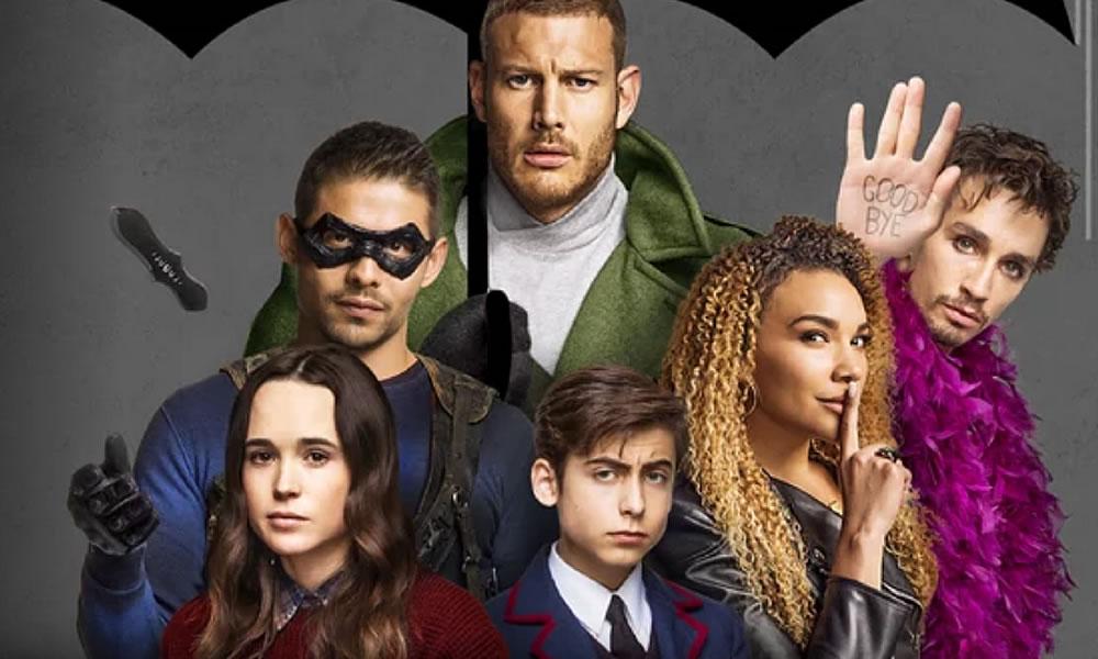Umbrella Academy Netflix