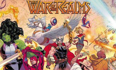 War Realms Marvel
