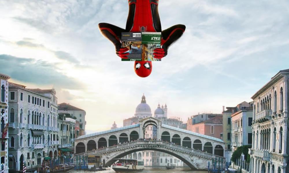 Spider-Man Far From Home Venezia