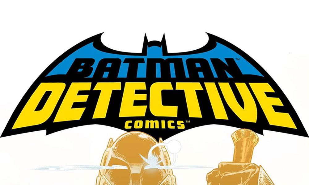 Detective Comics 1001: nuovo logo