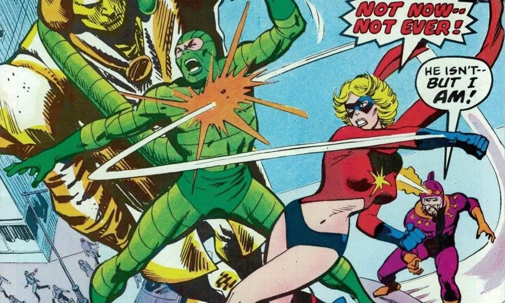 Ms. Marvel - Carol Danvers