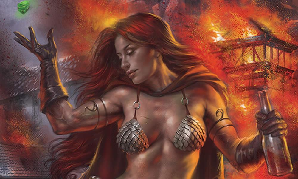 Red Sonja Fumetti