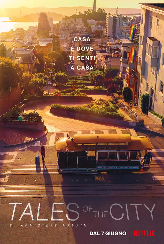 Tales of the City Netflix Locandina