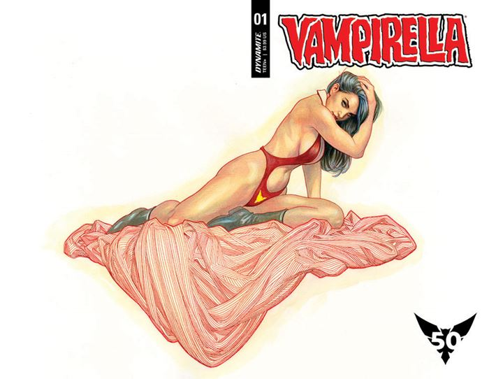 Vampirella by Frank Cho