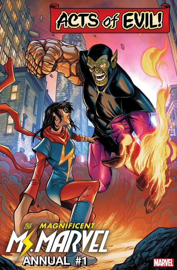 Acts of Evil - Marvel
