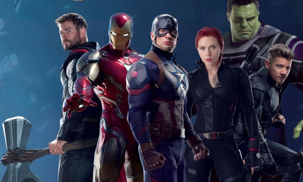 Avengers Endgame durata