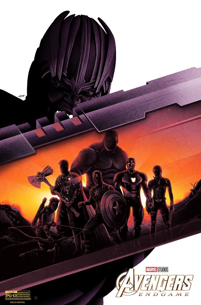 Avengers Endgame Posters