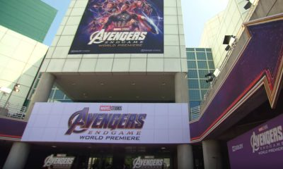 Avengers Endgame Premiere
