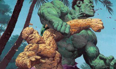Fantastic Four Hulk Cosa
