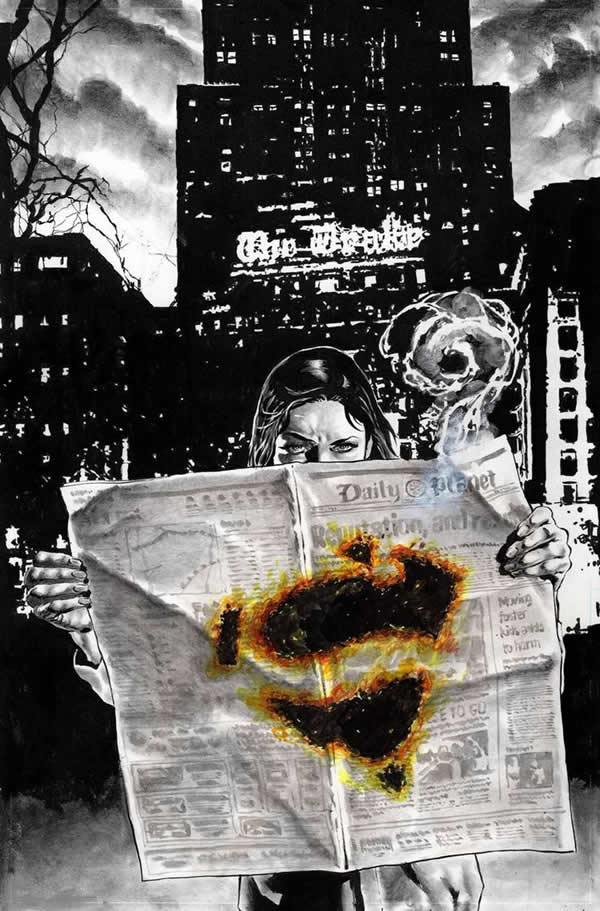 Lois Lane 1 - Cover