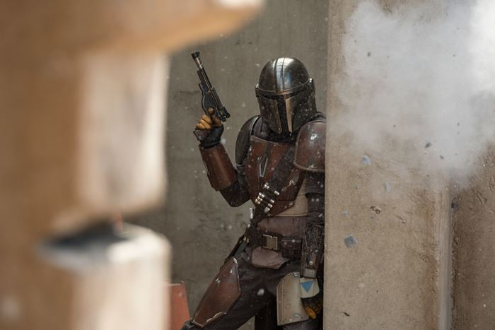 The Mandalorian Immagine Pedro Pascal