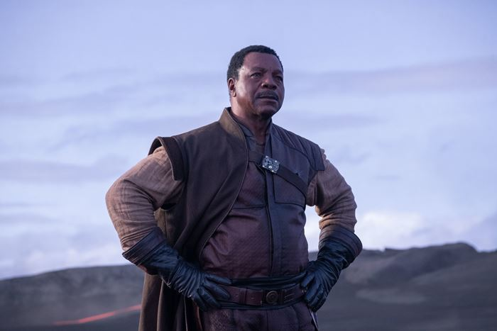 The Mandalorian immagine Carl Weathers