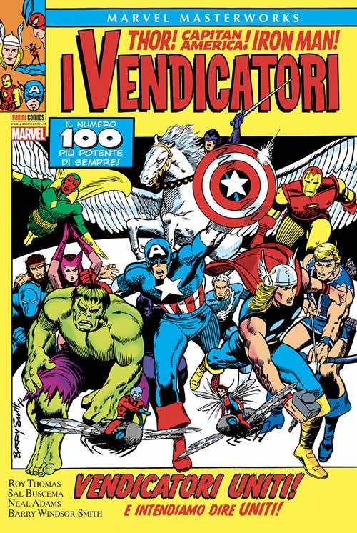 Marvel Masterworks: Vendicatori 9 (Panini)