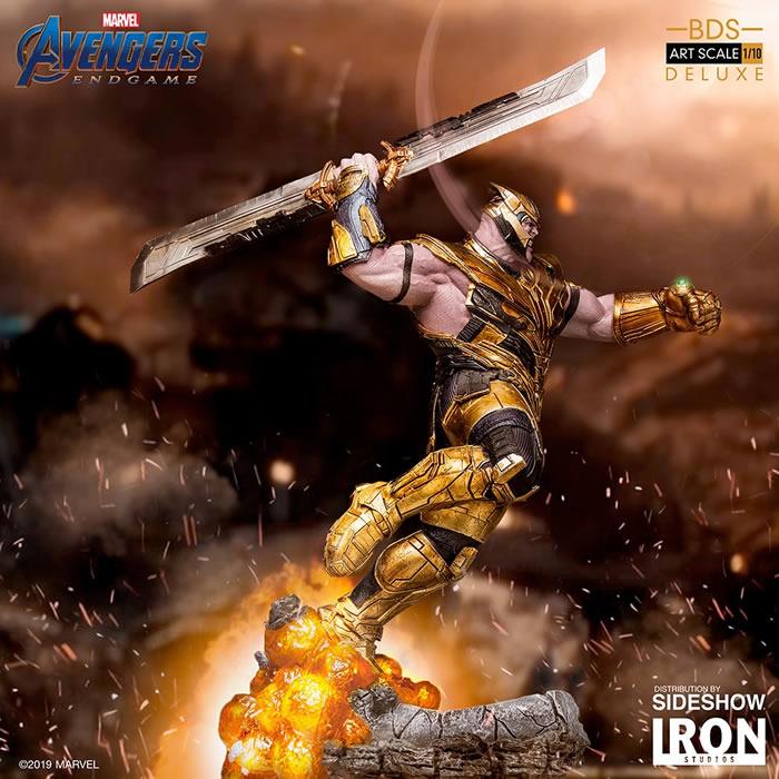 Thanos - Statua Sideshow