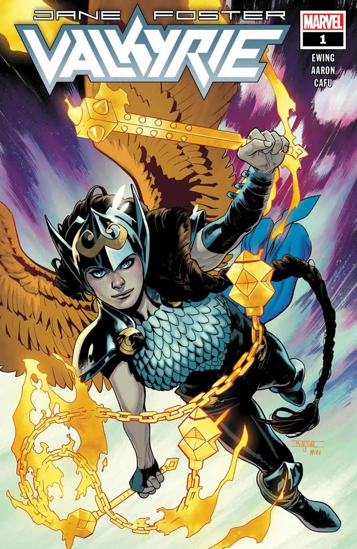 Valchiria Marvel Comics Edizione USA