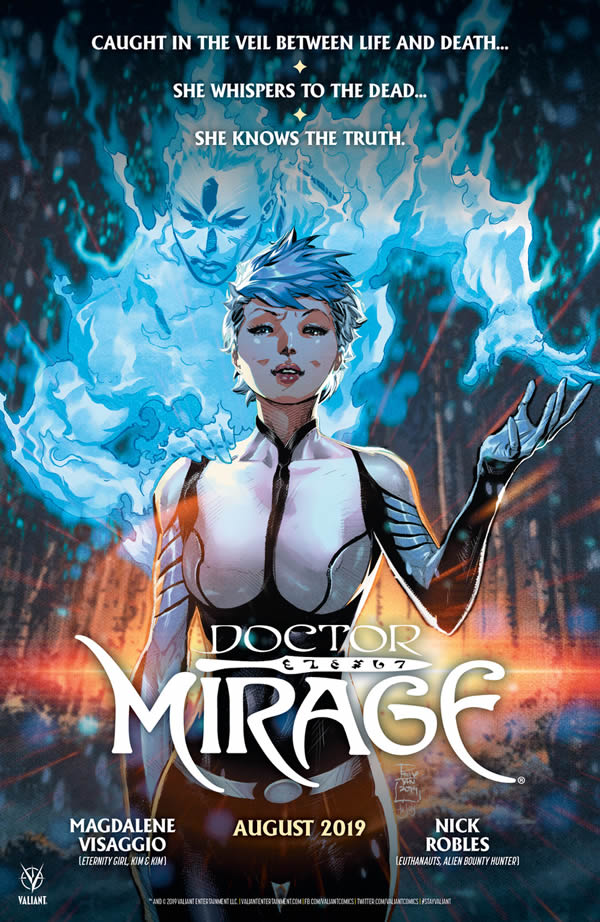 Doctor Mirage Valiant