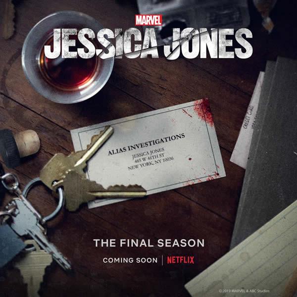 Jessica Jones stagione 3