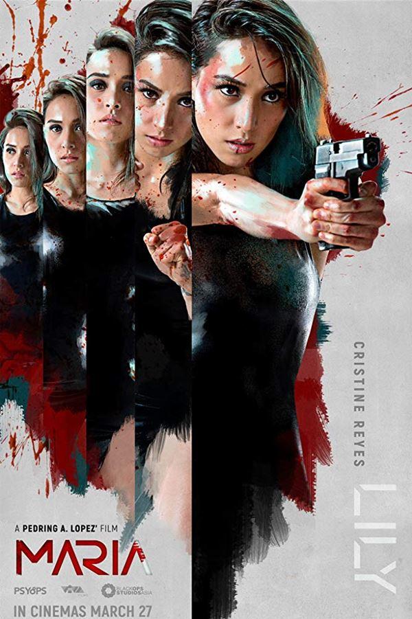 Maria film Netflix