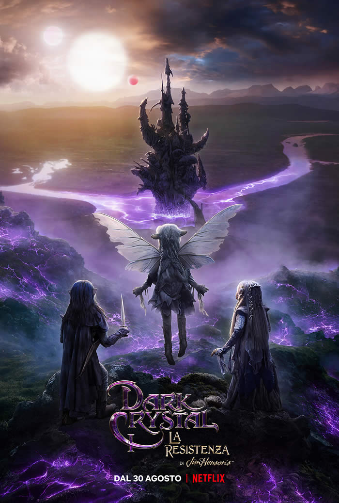 Dark Crystal Netflix