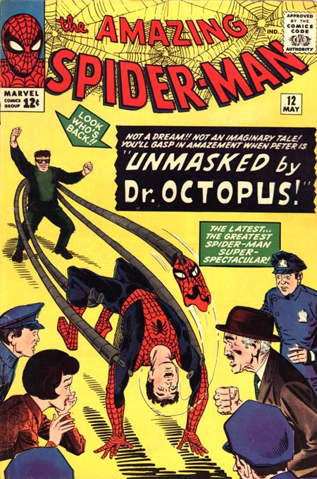 Ditko is Amazing