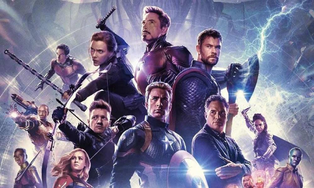 Avengers Endgame incasso