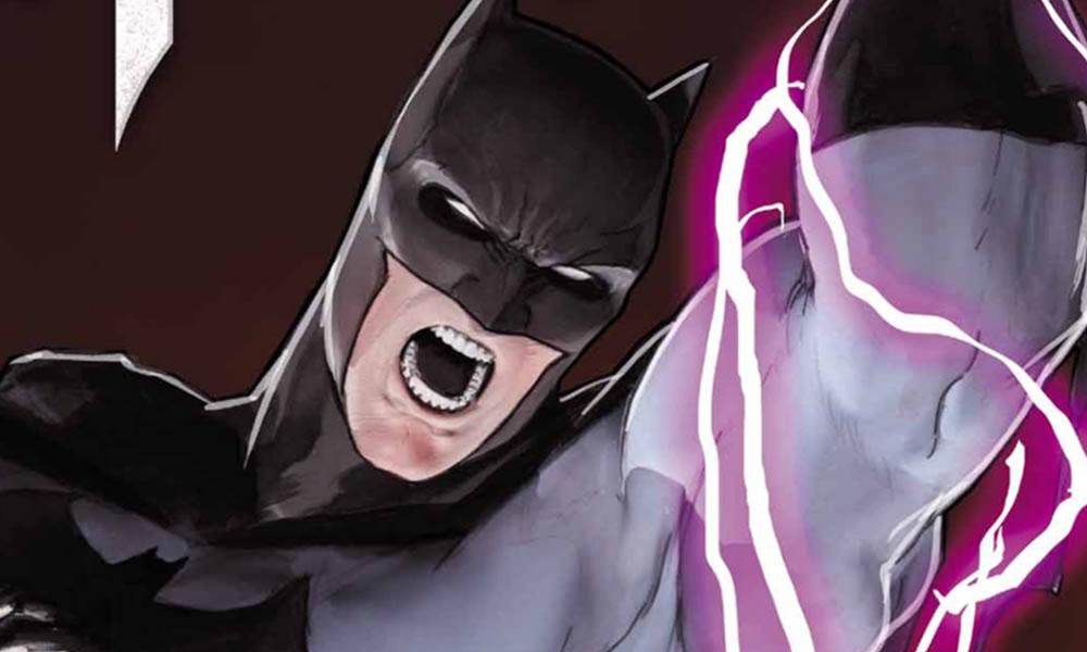 Batman di Tom King (particolare cover n.66)