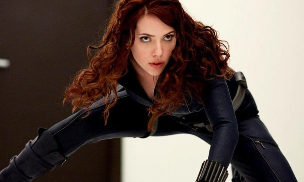 Black Widow - Al via le riprese