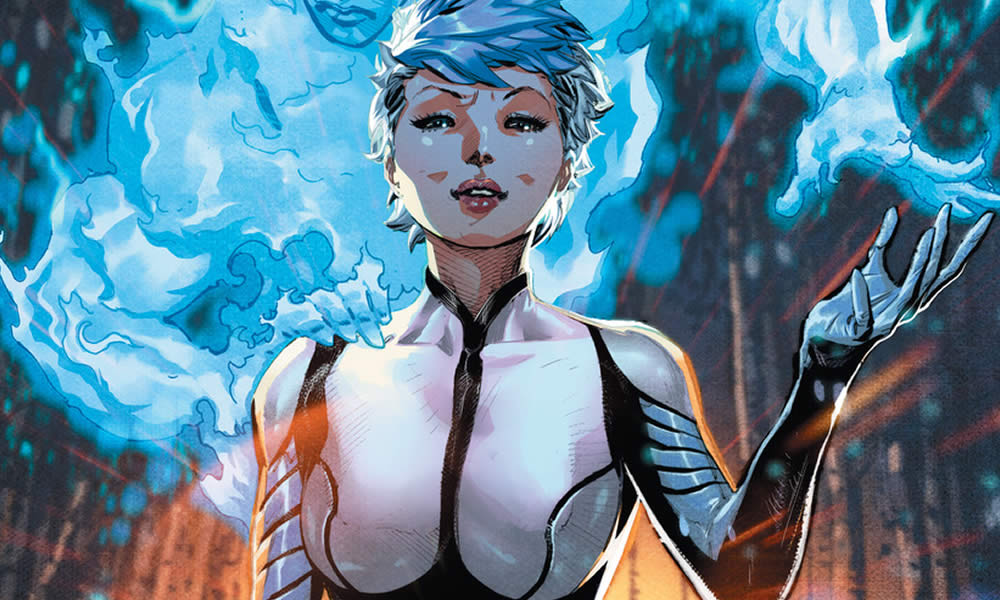 Doctor Mirage - Valiant