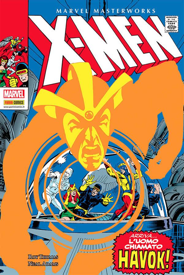 Marvel Masterworks X-Men 6 - Neal Adams