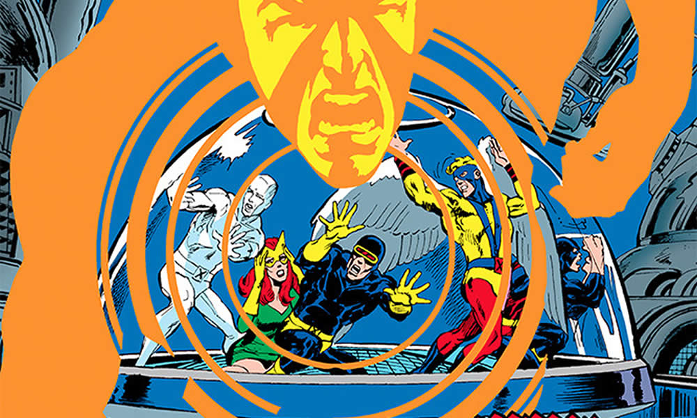 X-Men Neal Adams