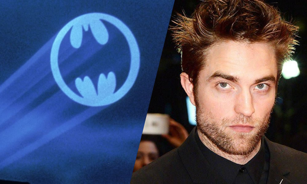 Pattinson nuovo Batman