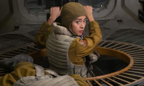 Veronica Ngo in Star Wars