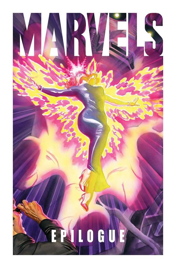 Marvels Epilogue - La Cover di Alex Ross