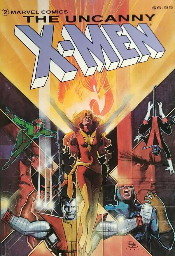 Dark Phoenix saga TPB