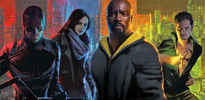 Serie Marvel Netflix