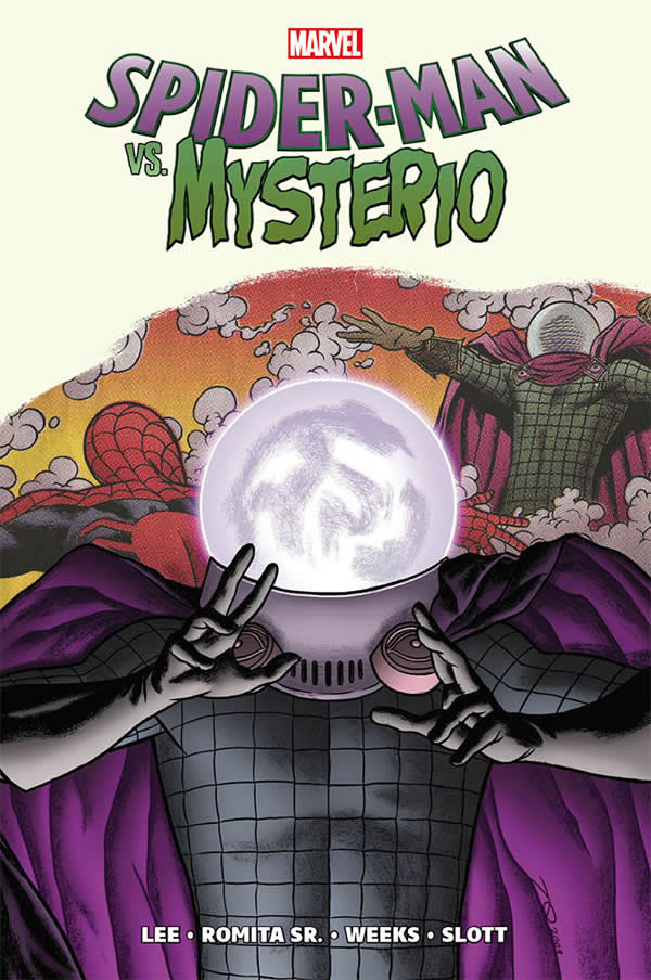 Spider-Man vs. Mysterio - Panini Comics