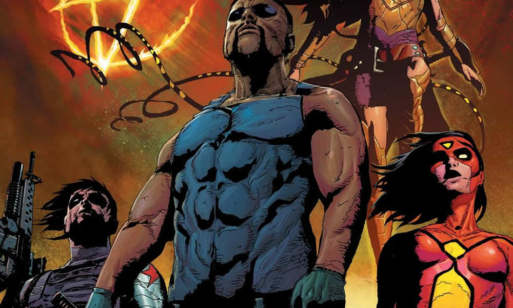 Strikeforce Marvel