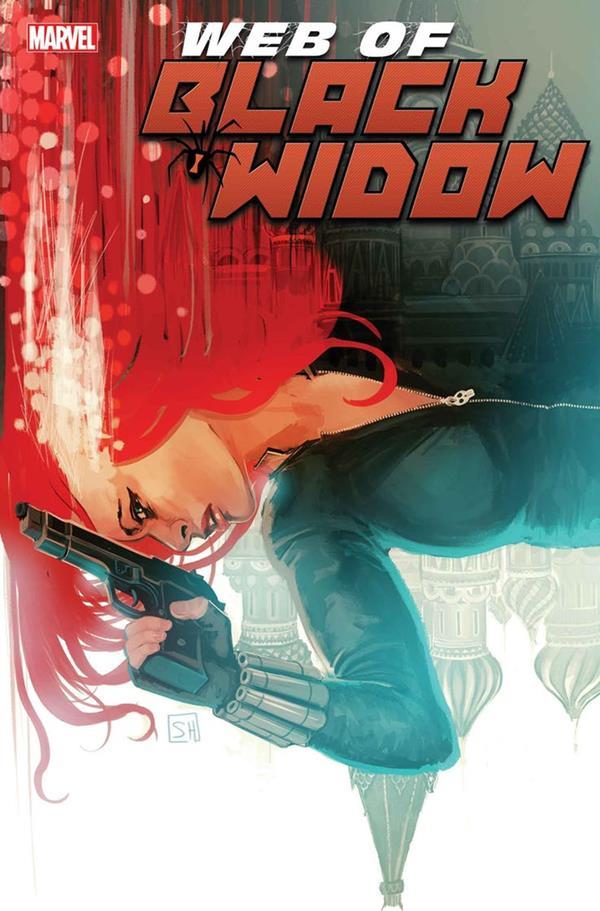 Web of Black Widow 2 variant