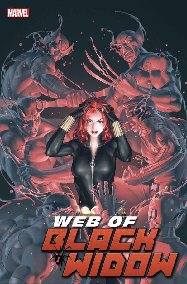 Web of Black Widow 2