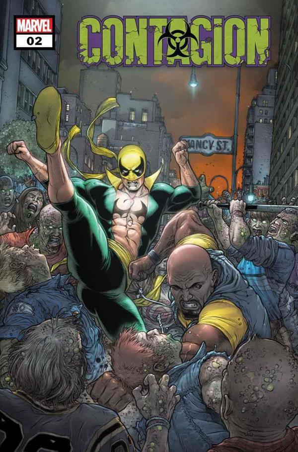 Contagion Marvel
