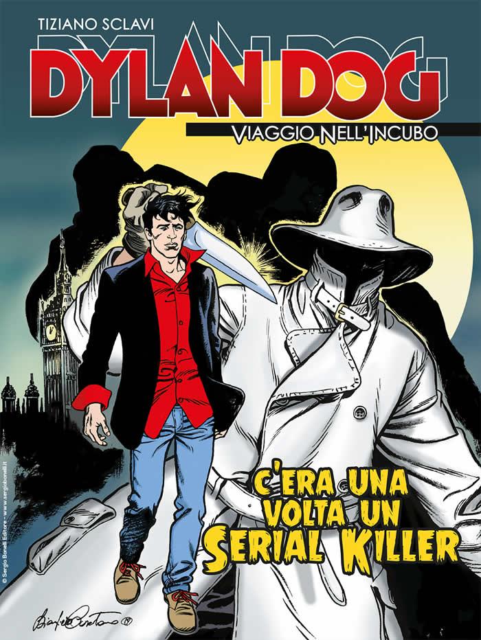 Dylan Dog con Gazzetta e Corsera